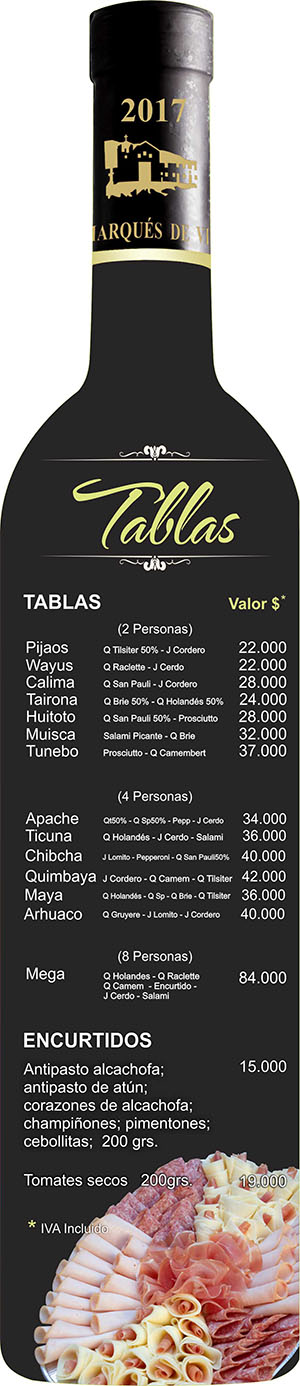 Menu Marques 2017 6
